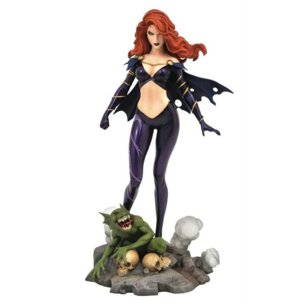 GOBLIN QUEEN STATUETTE MARVEL COMIC GALLERY DIAMOND SELECT TOYS 23 CM (1) 699788831007 kingdom-figurine.fr