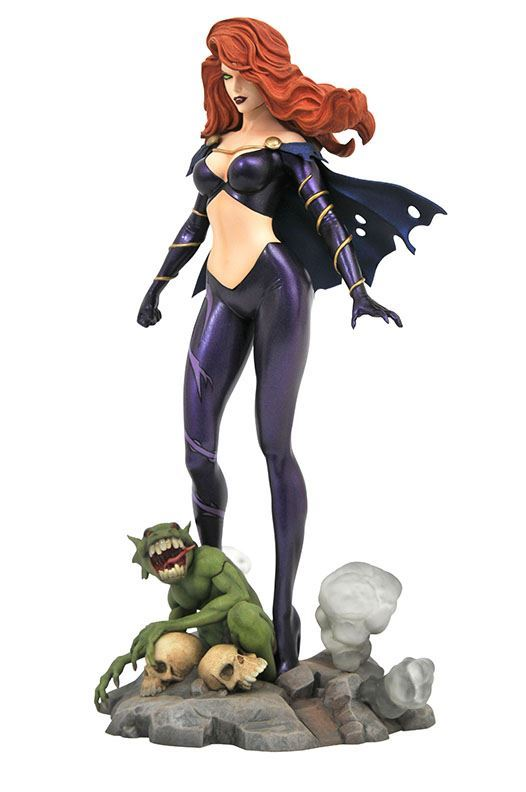GOBLIN QUEEN STATUETTE MARVEL COMIC GALLERY DIAMOND SELECT TOYS 23 CM (2) 699788831007 kingdom-figurine.fr