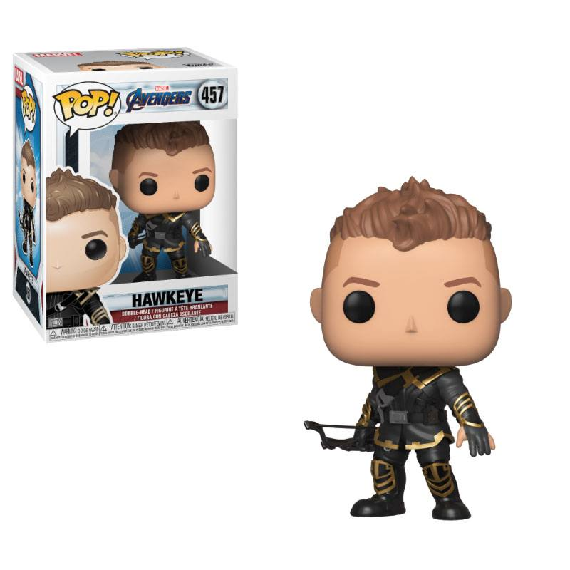 Pop Hawkeye dans Avengers : Endgame
