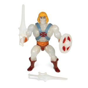 HE-MAN GLOW IN THE DARK FIGURINE MASTERS OF THE UNIVERSE VINTAGE COLLECTION SERIES 4 SUPER7 14 CM (1) 811169038281 kingdom-figurine.fr