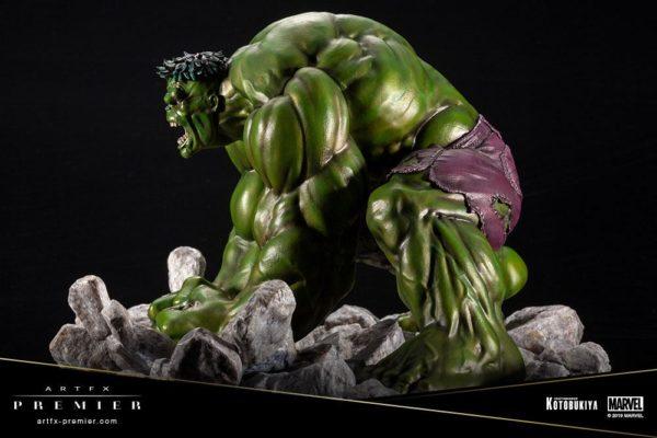 HULK STATUETTE ARTFX PREMIER 1-10 MARVEL UNIVERSE KOTOBUKIYA 19 CM (3) 4934054008476 kingdom-figurine.fr
