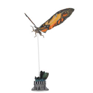 MOTHRA FIGURINE GODZILLA KING OF MONSTERS 2019 NECA 18 CM 634482428887 kingdom-figurine.fr