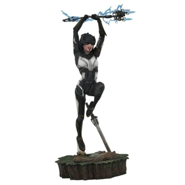 PROXIMA MIDNIGHT STATUETTE AVENGERS INFINITY WAR MARVEL MOVIE GALLERY DIAMOND SELECT TOYS 28 CM (1) 699788833575 kingdom-figurine.fr
