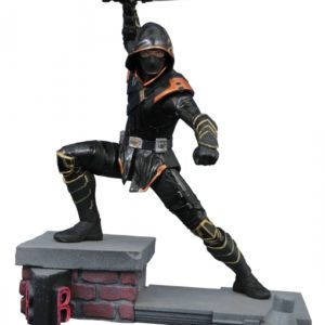 RONIN STATUETTE AVENGERS ENDGAME MARVEL MOVIE GALLERY DIAMOND SELECT TOYS 23 CM 699788832950 kingdom-figurine.fr