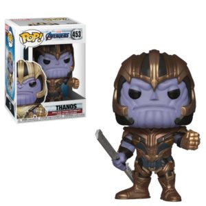 THANOS FIGURINE AVENGERS ENDGAME POP 453 FUNKO 889698366724 kingdom-figurine.fr