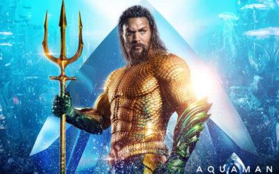 Quelles figurines autour d'Aquaman ?