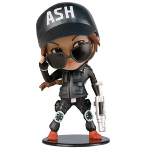 ASH FIGURINE CHIBI SIX COLLECTION SERIE 1 UBI-COLLECTIBLES (1) 3307216016274 kingdom-figurine.fr