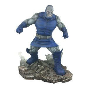 DARKSEID STATUETTE DC COMIC GALLERY DIAMOND SELECT 25 CM 699788832097 kingdom-figurine.fr