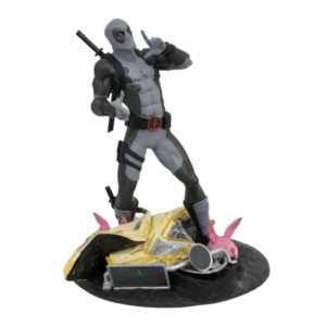 DEADPOOL X-FORCE TACO TRUCK SDCC 2019 EXCLUSIVE STATUE MARVEL GALLERY DIAMOND SELECT TOYS 25 CM (1) 699788835852 kingdom-figurine.fr
