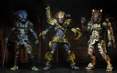 Une nouvelle figurine Predator en septembre