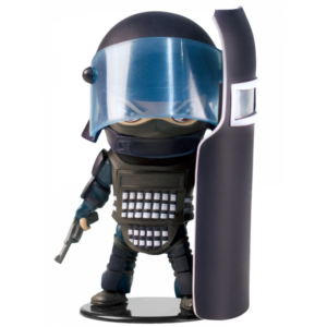 MONTAGNE FIGURINE CHIBI SIX COLLECTION SERIE 1 UBI-COLLECTIBLES (1) 3307216016267 kingdom-figurine.fr