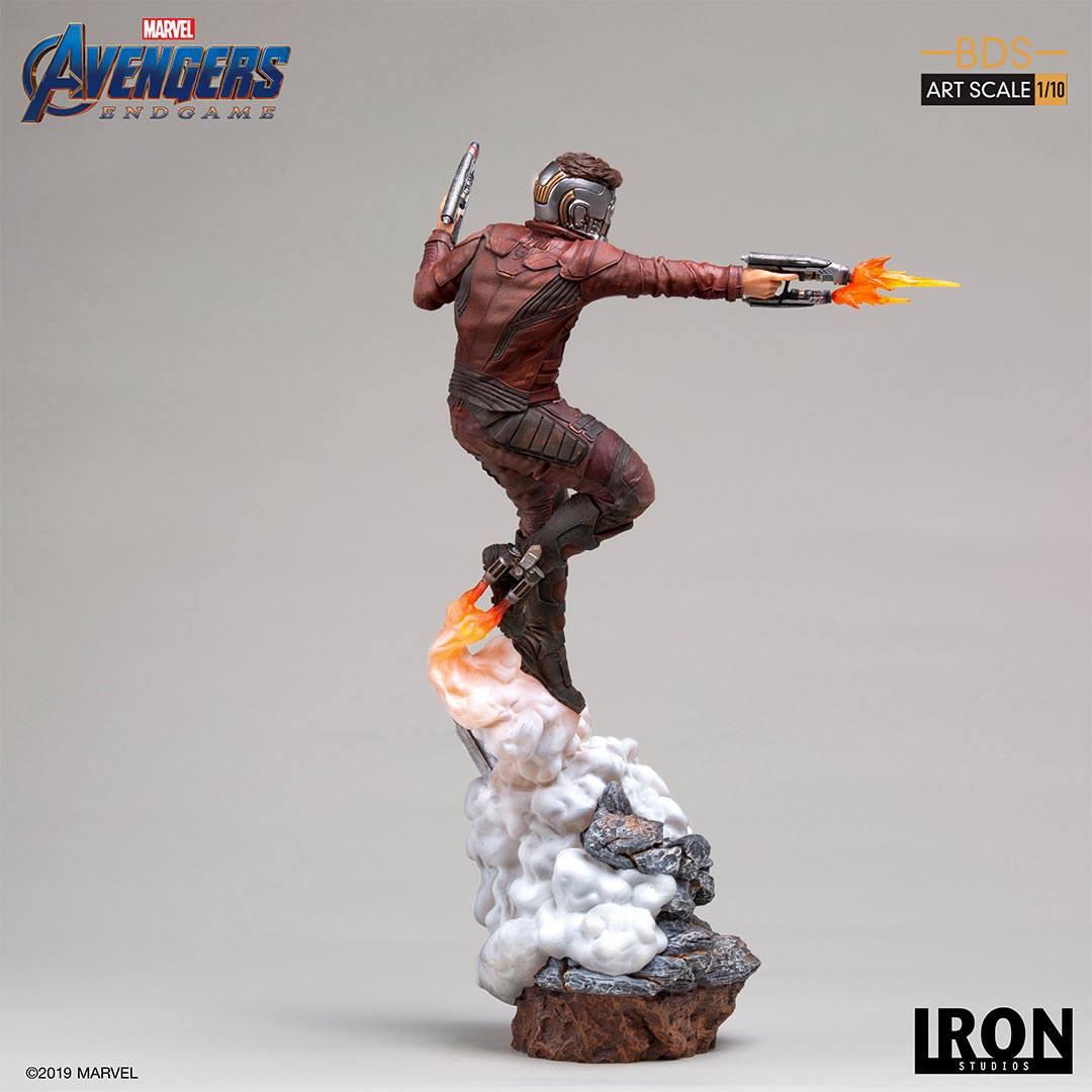 Iron Studios IS773081 Statue de la Panth/ère BDS /à l/échelle 1:10