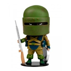 TACHANKA FIGURINE CHIBI SIX COLLECTION SERIE 1 UBI-COLLECTIBLES (0) 3307216016250 kingdom-figurine.fr
