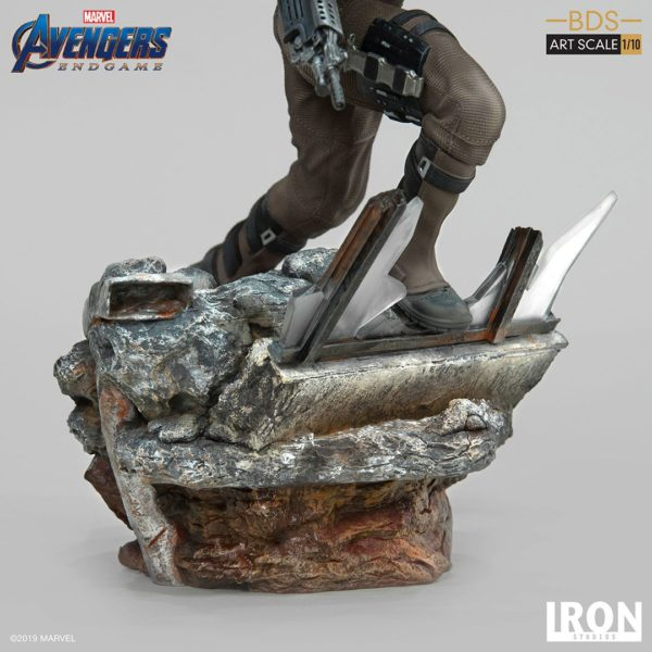 WINTER SOLDIER STATUETTE 1-10 AVENGERS ENDGAME BDS ART SCALE IRON STUDIOS 21 CM (6) 606529899639 kingdom-figurine.fr