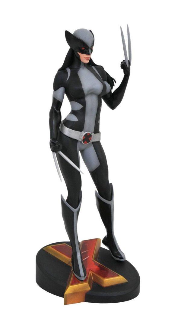 X-23 X-FORCE EXCLUSIVE SDCC 2019 STATUE MARVEL GALLERY DIAMOND SELECT TOYS 23 CM (1bis) 699788835777 kingdom-figurine.fr