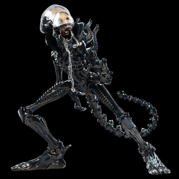 XENOMORPH FIGURINE ALIEN MINI EPICS WETA 18 CM (1) WETA055002971 kingdom-figurine.fr