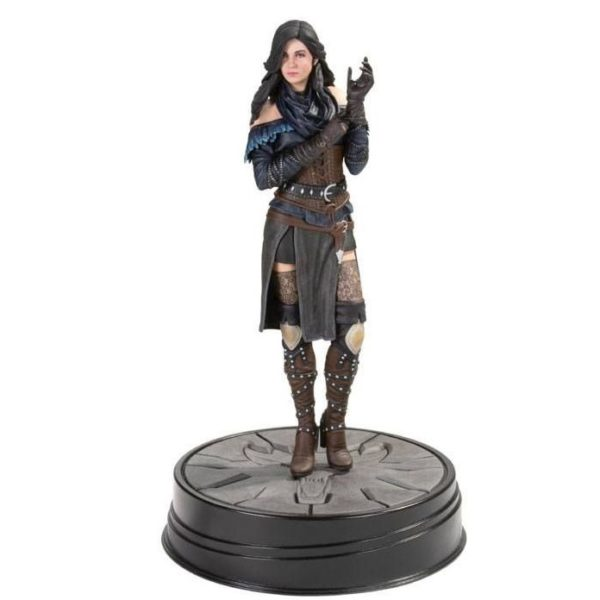 YENNEFER 2nd EDITION STATUETTE WITCHER 3 WILD HUNT DARK HORSE 20 CM 761568005295 kingdom-figurine.fr