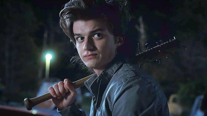 Steve Harrington dans Stranger Things