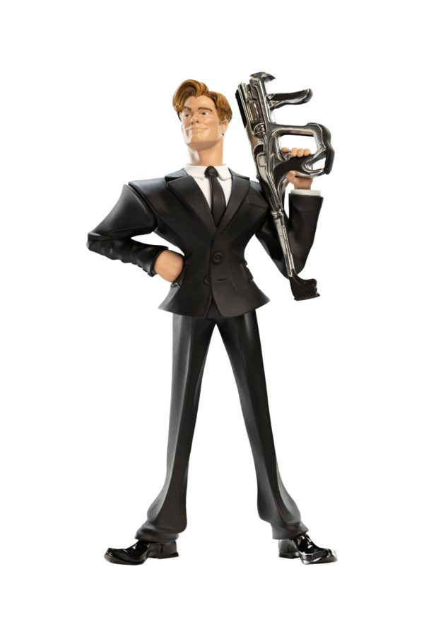 AGENT H FIGURINE MEN IN BLACK MINI EPICS WETA COLLECTIBLES 18 CM (1) 9420024729670 kingdom-figurine.fr