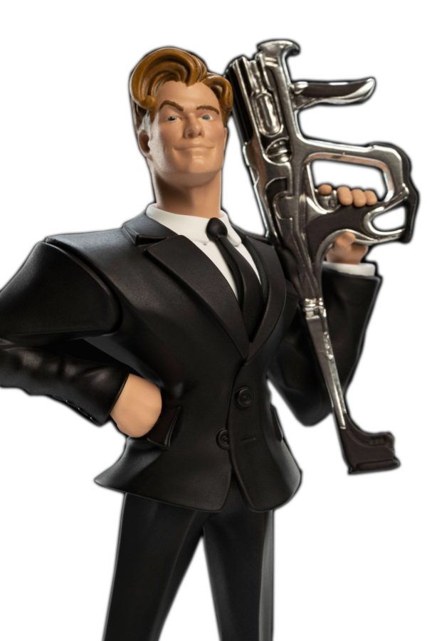 AGENT H FIGURINE MEN IN BLACK MINI EPICS WETA COLLECTIBLES 18 CM (2) 9420024729670 kingdom-figurine.fr