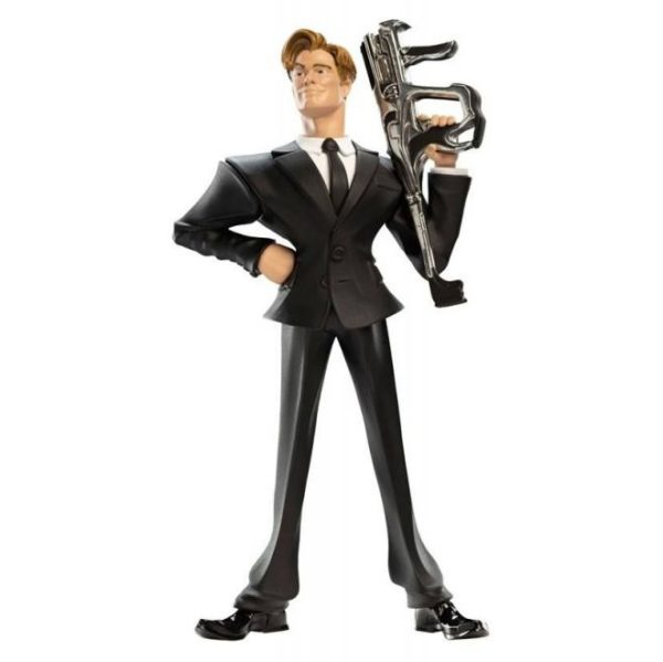 AGENT H FIGURINE MEN IN BLACK MINI EPICS WETA COLLECTIBLES 18 CM 9420024729670 kingdom-figurine.fr