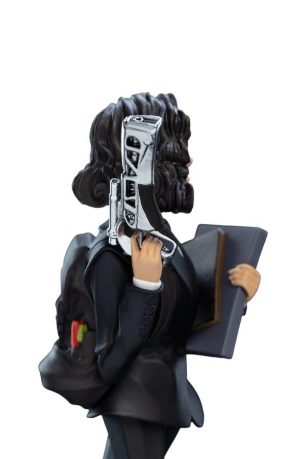 AGENT M FIGURINE MEN IN BLACK MINI EPICS WETA COLLECTIBLES 18 CM (2) 9420024729663 kingdom-figurine.fr
