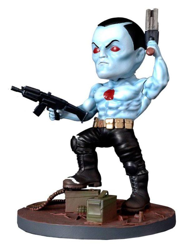 BLOODSHOT FIGURINE CHIBI VALIANT COMICS SILVER FOX COLLECTIBLES 10 CM (1bis) 747720198882 kingdom-figurine.fr