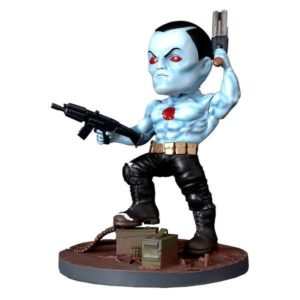 BLOODSHOT FIGURINE CHIBI VALIANT COMICS SILVER FOX COLLECTIBLES 10 CM 747720198882 kingdom-figurine.fr