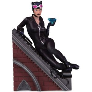 CATWOMAN STATUETTE BATMAN-VILLAIN PARTIE 1 SUR 6 DC COLLECTIBLES 12 CM 761941363097 kingdom-figurine.fr