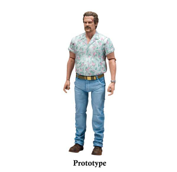 CHIEF HOPPER FIGURINE STRANGER THINGS SEASON 3 McFARLANE TOYS 15 CM 787926105629 kingdom-figurine.fr