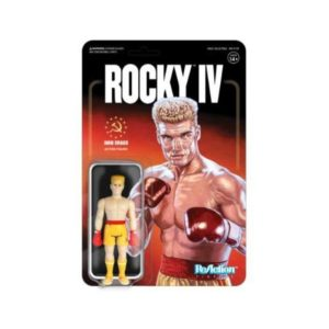 IVAN DRAGO FIGURINE ROCKY IV RE-ACTION SUPER7 10 CM (1) 811169033439 kingdom-figurine.fr