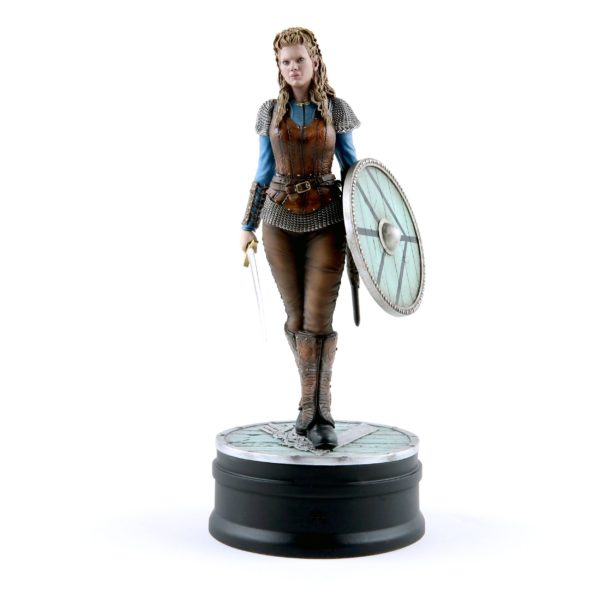LAGHERTA STATUETTE VIKINGS CHRONICLE COLLECTIBLES 23 CM (1) 681920039877 kingdom-figurine.fr