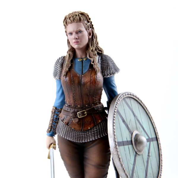 LAGHERTA STATUETTE VIKINGS CHRONICLE COLLECTIBLES 23 CM (5) 681920039877 kingdom-figurine.fr