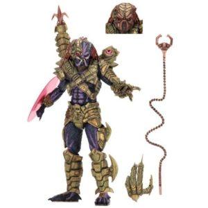 LASERSHOT PREDATOR ULTIMATE FIGURINE PREDATOR NECA 21 CM (1) 634482515617 kingdom-figurine.fr