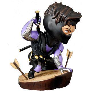 NINJAK FIGURINE CHIBI VALIANT COMICS SILVER FOX COLLECTIBLES 9 CM (0) 747720198883 kingdom-figurine.fr