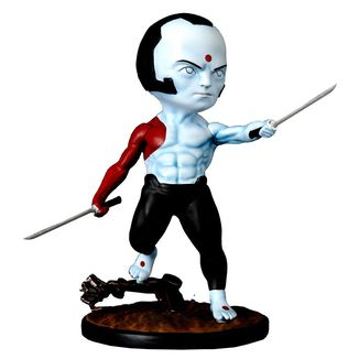 RAI FIGURINE CHIBI VALIANT COMICS SERIE 01 SILVER FOX COLLECTIBLES 10 CM SFCSBSC1003 kingdom-figurine.fr