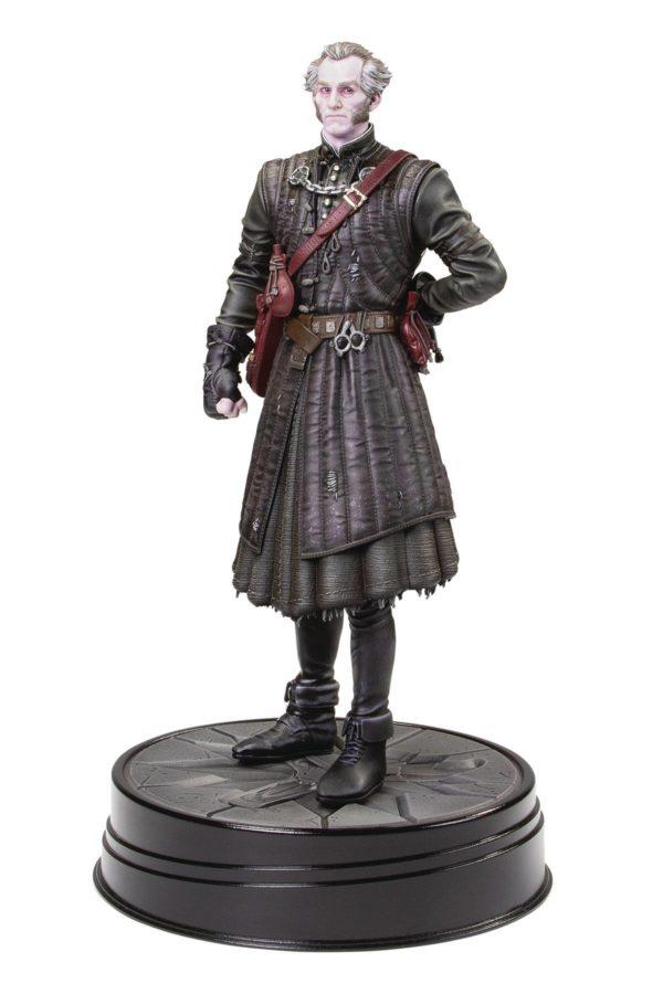 REGIS VAMPIRE STATUETTE WITCHER 3 WILD HUNT DARK HORSE 20 CM (1bis) DAHO3004-368 kingdom-figurine.fr