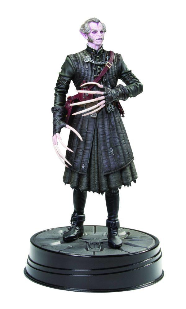 REGIS VAMPIRE STATUETTE WITCHER 3 WILD HUNT DARK HORSE 20 CM (3) DAHO3004-368 kingdom-figurine.fr