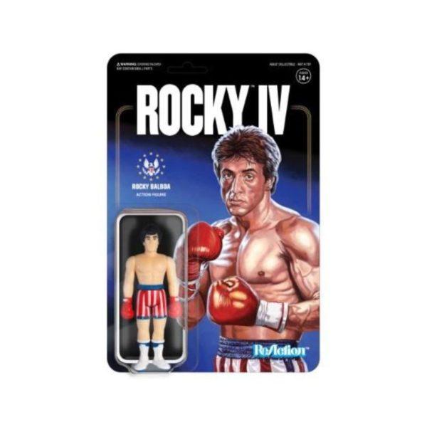 ROCKY BALBOA FIGURINE ROCKY IV RE-ACTION SUPER7 10 CM (1) 811169033415 kingdom-figurine.fr