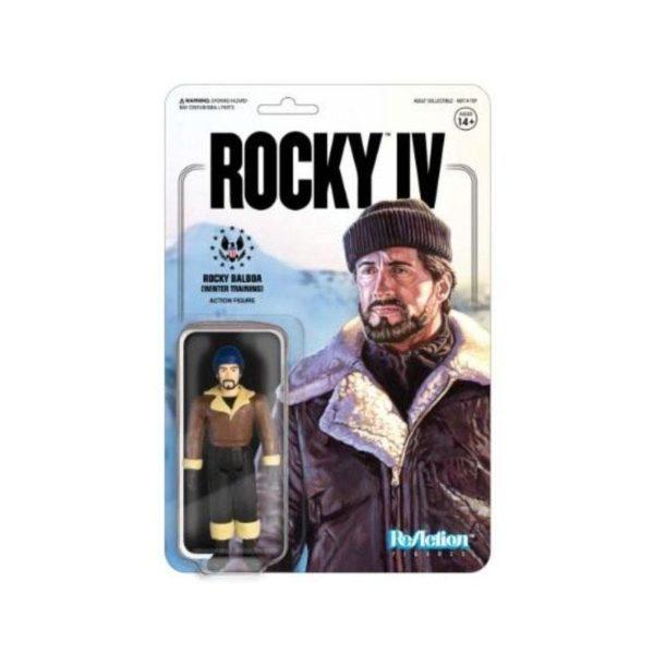 ROCKY BALBOA (WINTER TRAINING) FIGURINE ROCKY IV RE-ACTION SUPER7 10 CM (1) 811169033408 kingdom-figurine.fr