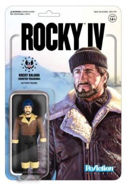 ROCKY BALBOA (WINTER TRAINING) FIGURINE ROCKY IV RE-ACTION SUPER7 10 CM 811169033408 kingdom-figurine.fr