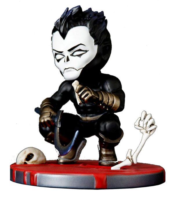 SHADOWMAN FIGURINE CHIBI VALIANT COMICS SERIE 01 SILVER FOX COLLECTIBLES 9 CM (1) SFCSBSC1004 kingdom-figurine.fr