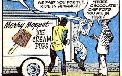 Iceman et Mister Freeze : le froid est là !