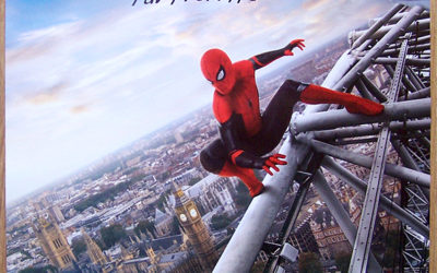 Spider-Man far from home : un film et des figurines