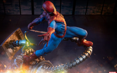 Spider-Man version Premium par Sideshow Collectibles