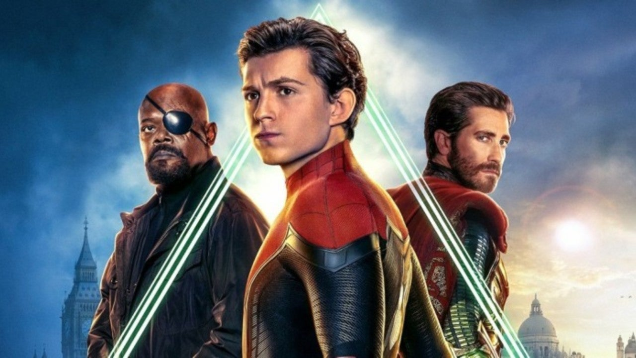 Spider-Man, Mystério et Nick Fury