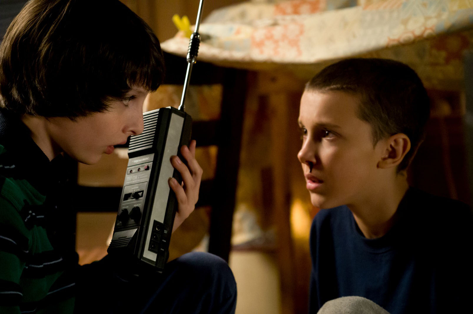 Mike et Eleven