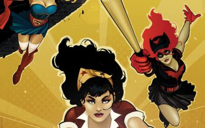 Bombshells et Cover Girls DC