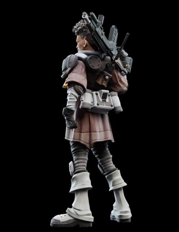 BANGALORE FIGURINE APEX LEGENDS MINI EPICS WETA (4) 9420024730447 kingdom-figurine.fr
