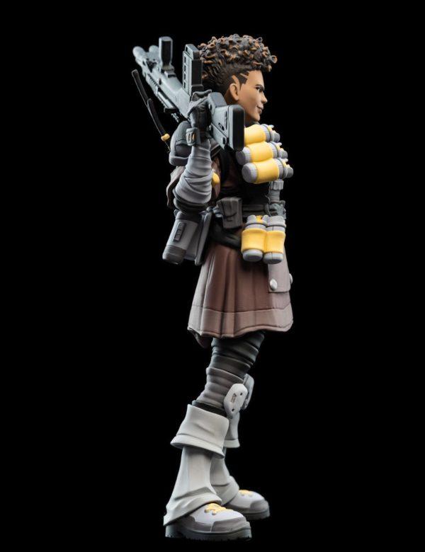 BANGALORE FIGURINE APEX LEGENDS MINI EPICS WETA (6) 9420024730447 kingdom-figurine.fr